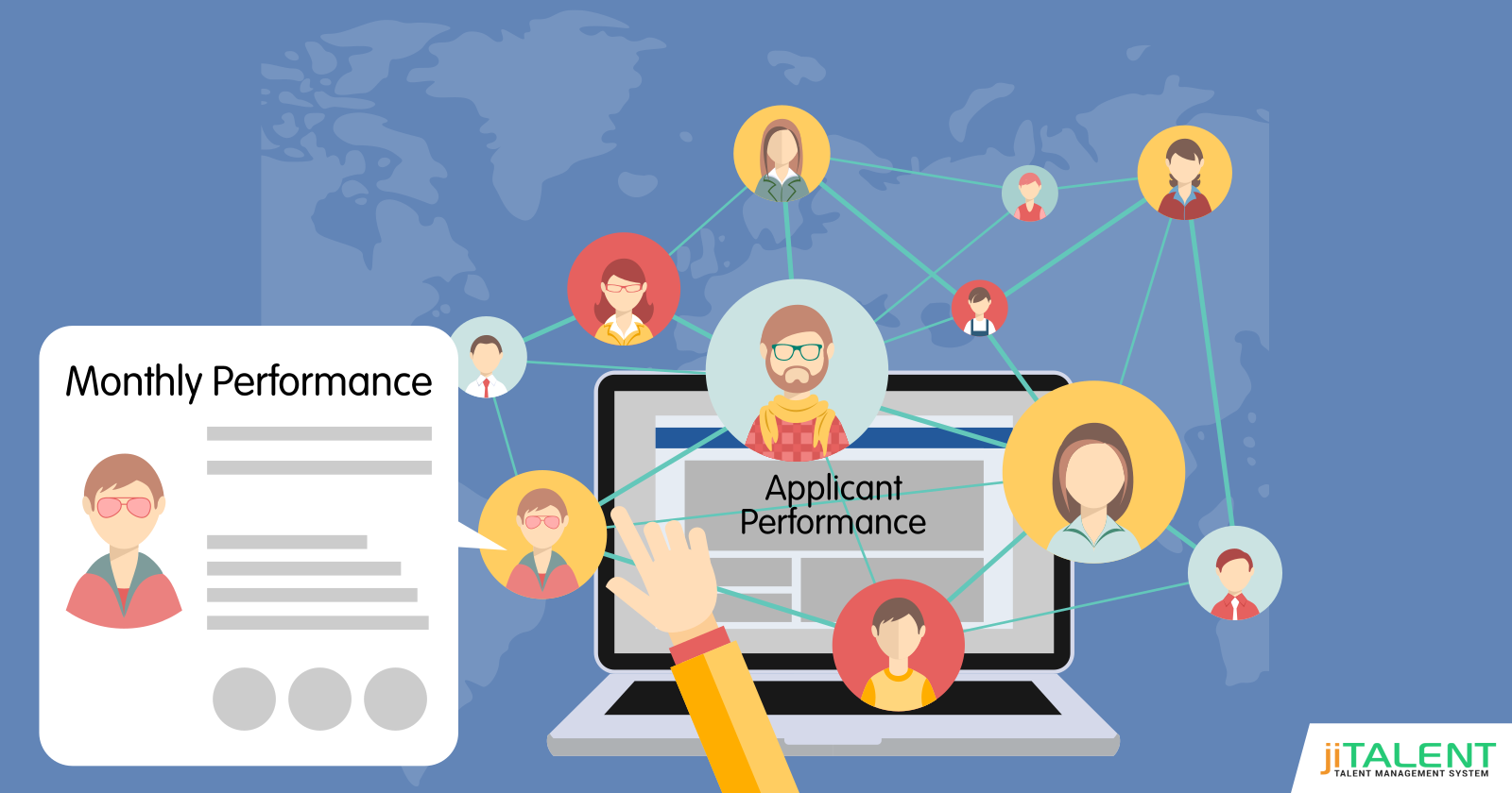 Benefits of Implementing Applicant Tracking System!