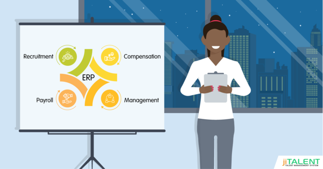 Significant Role of ERP in Talent Management System!