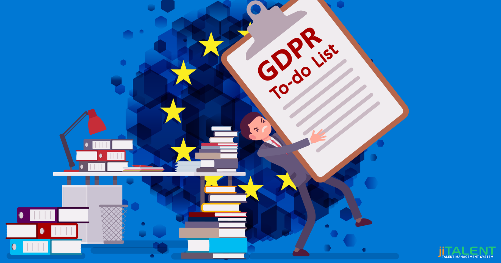 Noticeable Impact of GDPR on the HR Industry!
