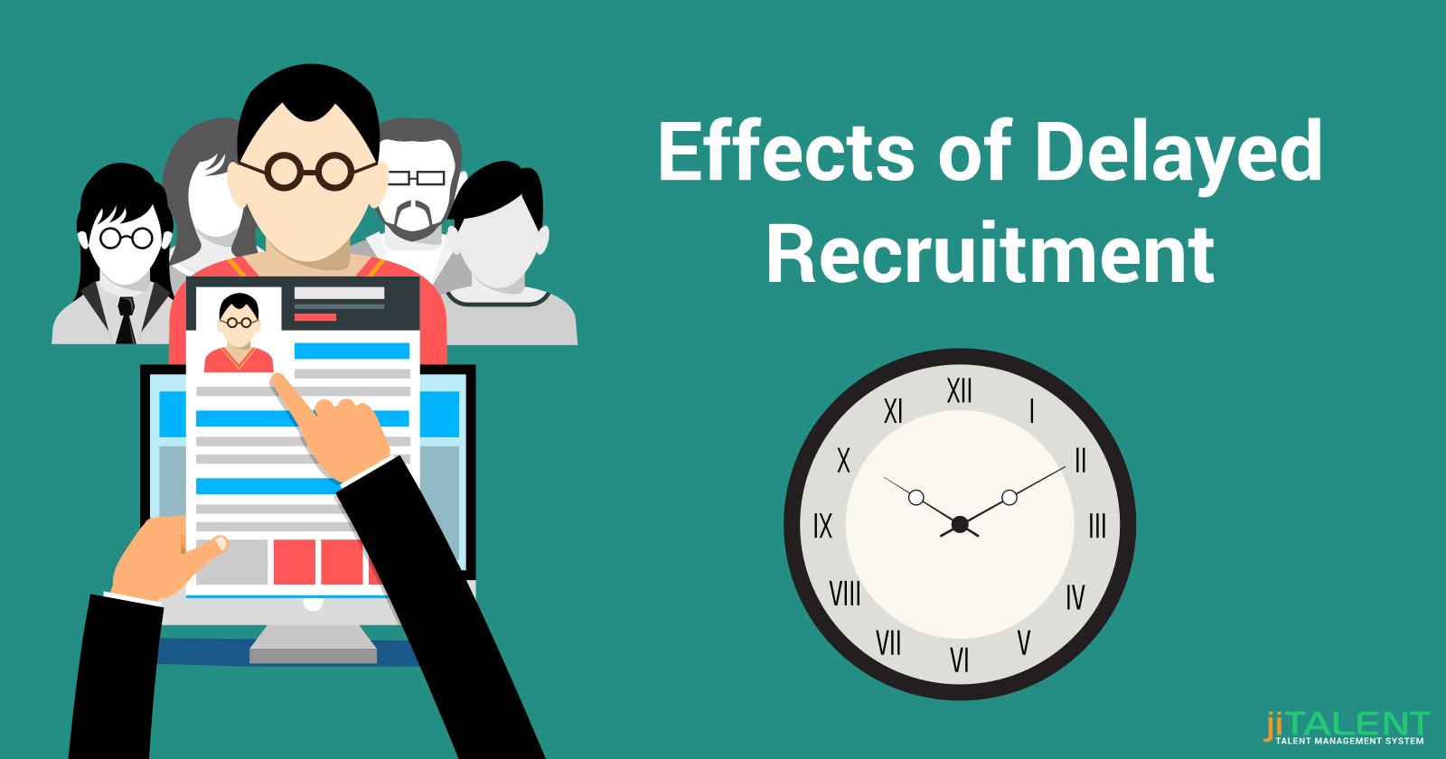 How Delay in Recruitment can Harm your Organization?