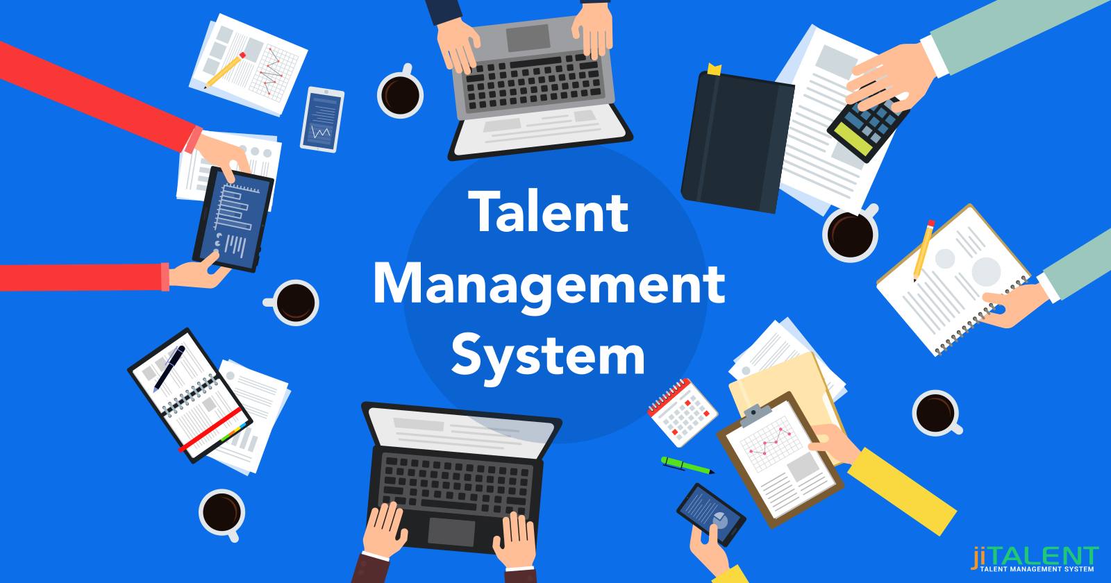Make Your HR Team Perform Better Using a Talent Management System