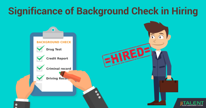 Why background Check is Important for Efficient Hiring?