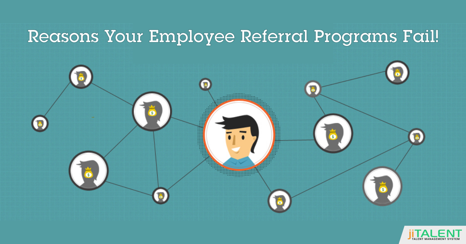 Why Employee Referral Programs Fail