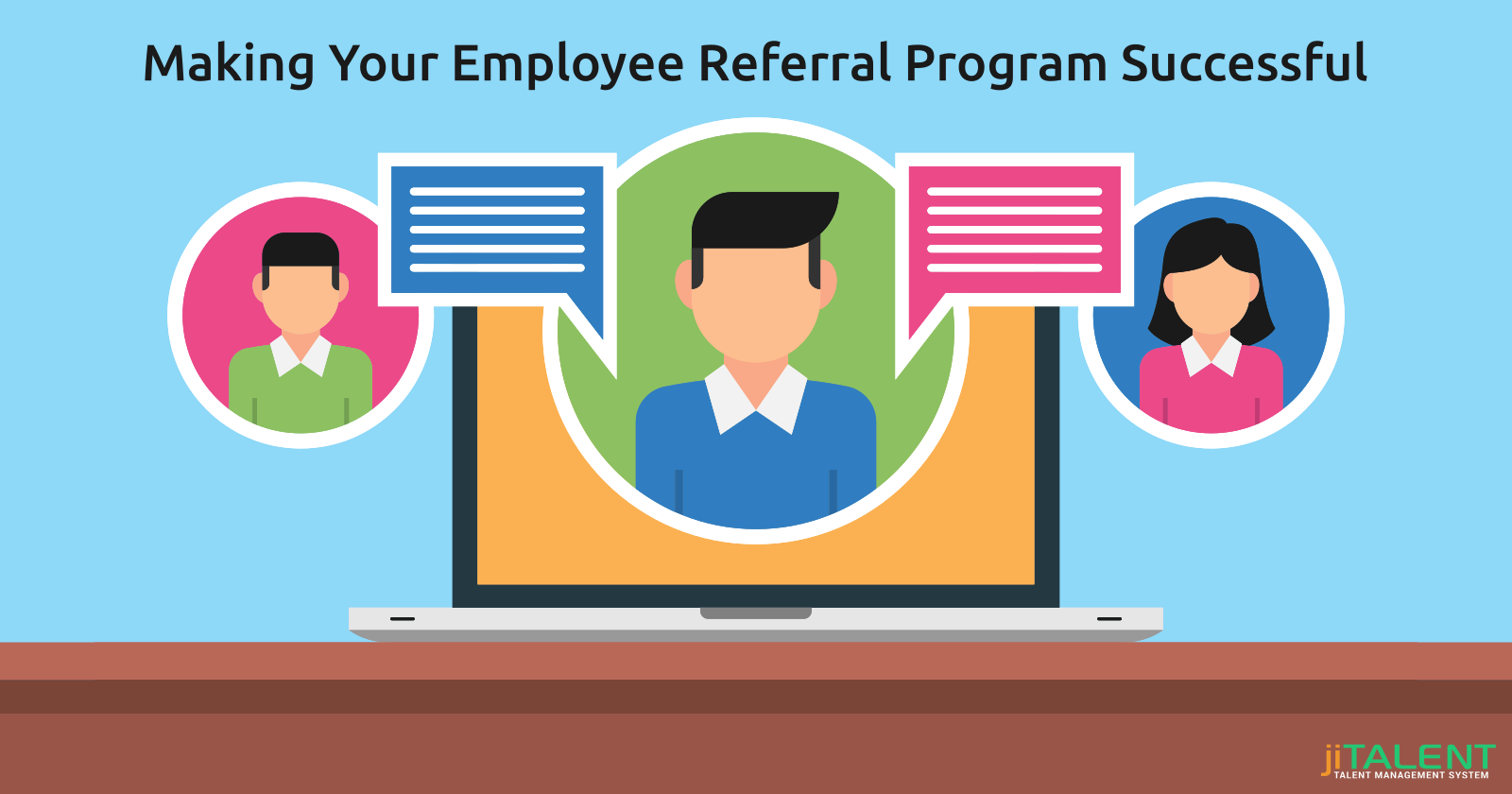 Effective Ways to Make Your Employee Referral Program Successful
