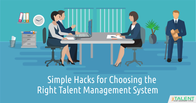 Why To Choose Talent Management System for Better Hiring