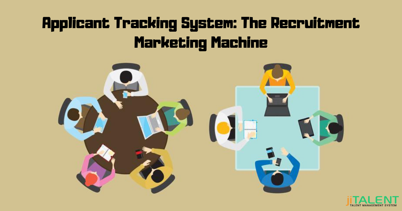 Applicant Tracking System: The Recruitment Marketing Machine