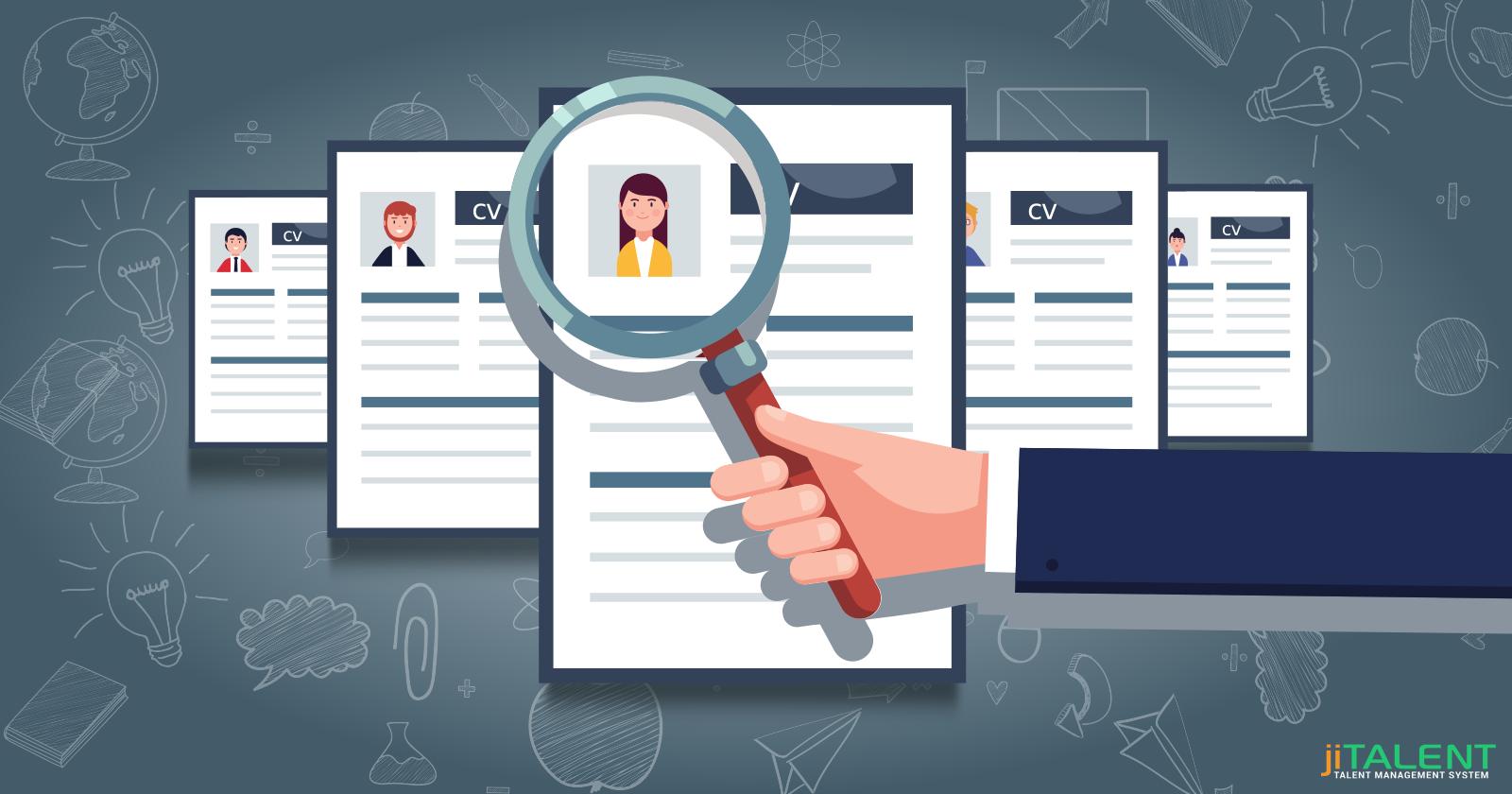 Tackling CV Fraud Smartly!